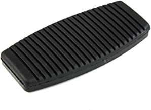 Red Hound Auto Brake Pedal Pad Cover 1990-2012 Ford SUV Pickup w/Automatic Transmission only; Replaces Worn or Lost Brake pad Covers