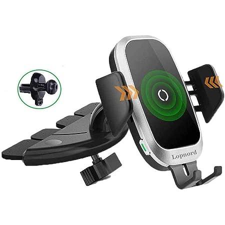Wireless Car Charger Cd Schlitz Handyhalterung Auto Elektronik