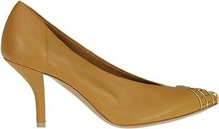 CÉLINE Luxury Fashion Womens MCGLCAT000006002I Brown Pumps | Season Outlet