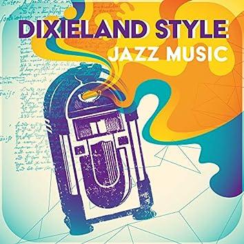 Dixieland Style Jazz Music