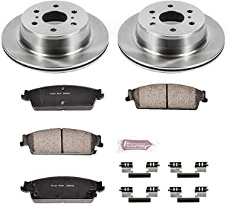 Autospecialty KOE2083 1-Click OE Replacement Brake Kit