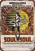 Soul ティンサイン ポスター ン サイン プレート ブリキ看板 ホーム バーために