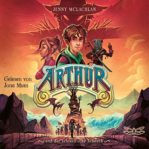 Arthur und der schreckliche Scheuch audiobook cover art