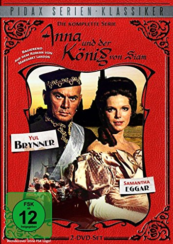 Anna und der König von Siam - Die komplette Serie (Pidax Serien-Klassiker) [2 DVDs]