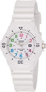 Casio Ladies White Diver Look  Lrw200H-7B Watch