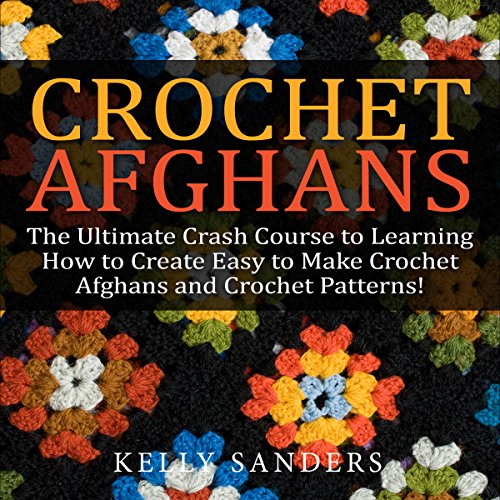 Crochet Afghans audiobook cover art