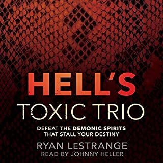 Hell's Toxic Trio cover art