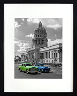 BD ART (A3) 29,7 x 42 cm Cadre Photo avec Passe-Partout 21 x 30 cm (A4)