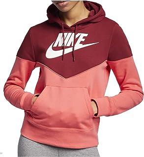 plus de photos 349a8 649e9 Amazon.fr : Nike - Sweats / Pulls, Gilets & Sweat-shirts ...