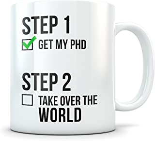 doctor of philosophy mug
