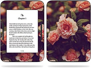 MightySkins Skin Compatible with Barnes & Noble Nook GlowLight 3 (2017) - Vintage Roses | Protective, Durable, and Unique Vinyl Decal wrap Cover | Easy to Apply, Remove | Made in The USA