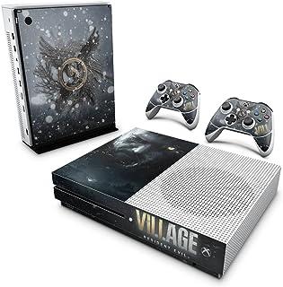 Skin Adesivo Xbox One Slim - Resident Evil Village