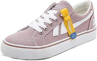 ZOSYNS Damesschoenen, stoffen schoenen, canvas voor dames, platte schoenen, meisjes, outdoor schoenen, ademende sneakers, ...