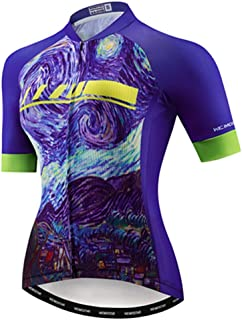 Best ladies team cycling jerseys Reviews