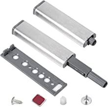 Magnetic Push Latch Jiayi 10 Pack Magnetic Touch Latches for Cabinet Push to Open Latches Heavy Duty Push Release Latch Magnet Push Catch Drawer Closure for Kitchen Cupboard Closet Door Closing
