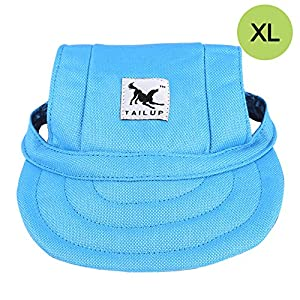 Cade Pet Baseball Cap/ Dogs Sport Hat / Visor Cap with Ear Holes for Small Dogs