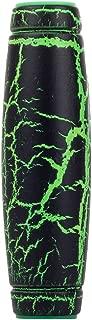 Kururin - The Original Desktop Fidget Toy - Crackle - Green Black