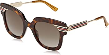 Gucci Square Ladies Sunglasses
