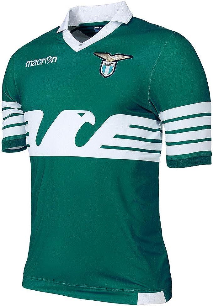 Macron S.S. Lazio Maglia Jersey Shirt Camiseta Home CASA Portiere ...
