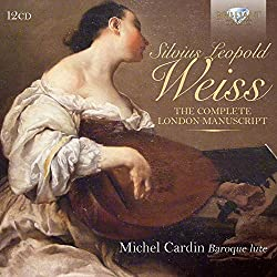Weiss: The Complete London Manuscript