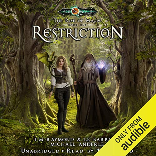 Restriction Audiobook By CM Raymond, LE Barbant, Michael Anderle cover art