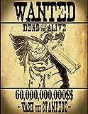 157942 Trigun VASH The Stampede Guns Fight Japan Anime Decor Wall 36x24 Poster Print