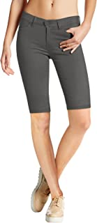 HyBrid & Company Womens Hyper Ultra Stretch Comfy Skinny Pants