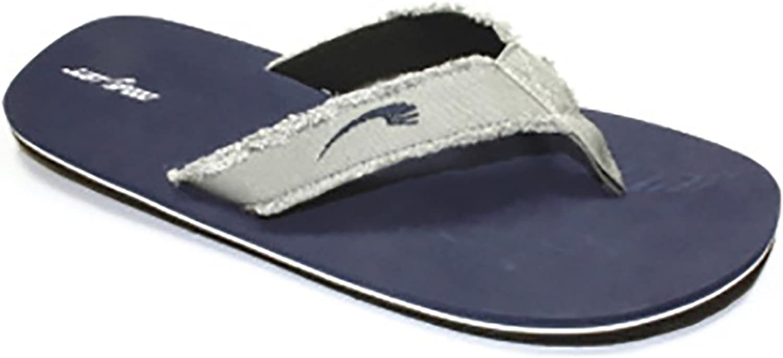 Just Speed Mens Large Size 13-14 - 15 Flip Flop Sandals