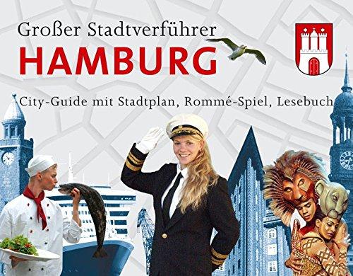 Stadtverführer / Großer Stadtverführer Hamburg: City-Guide mit Stadtplan, Rommé-Spiel, Lesebuch