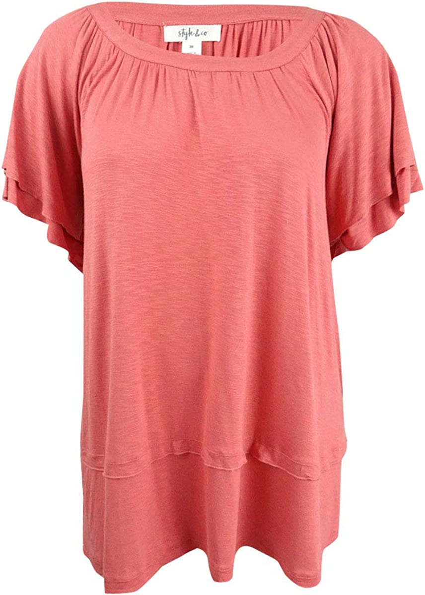 Style & Co. womens Blouse