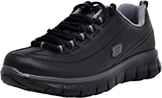 Skechers for Work Women's Sure Track Trickel Slip Resistant Work