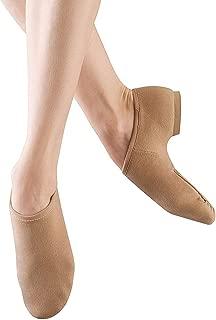 Dance Women's Phantom Stretch Canvas Split Sole Jazz Shoe