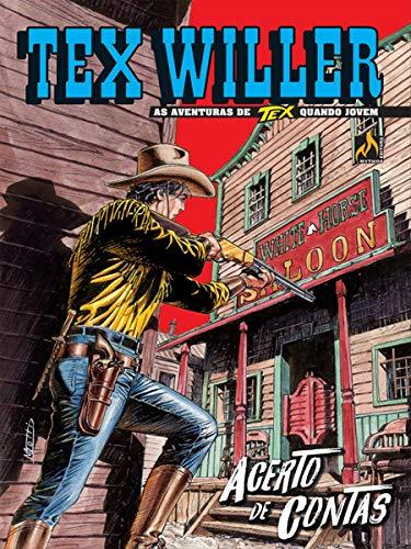 Tex Willer - Vol. 25 - Acerto de Contas