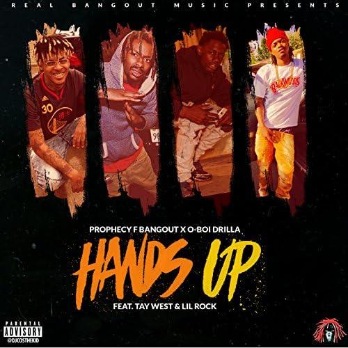 Prophecy F. Bangout feat. O Boi Drilla, Tay West & Lil Rock