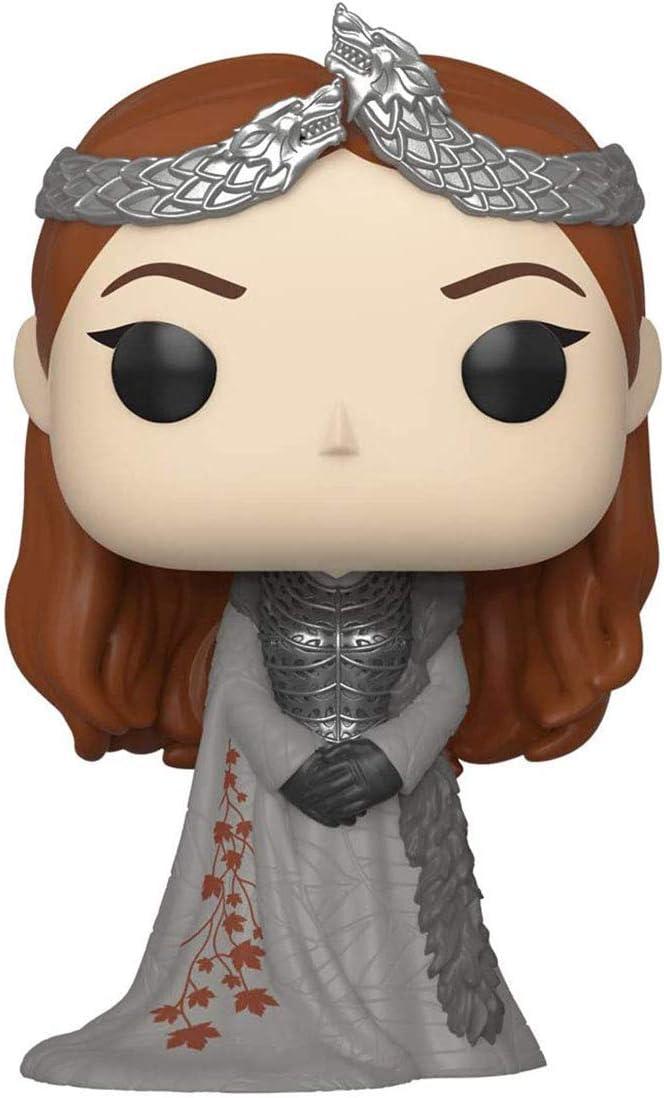 Funko - Pop! TV: Game of Thrones - Sansa Stark Figura Coleccionable, Multicolor (44447)