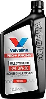 Valvoline 0W-30 Pro-V Racing Oil - 1qt (882416)