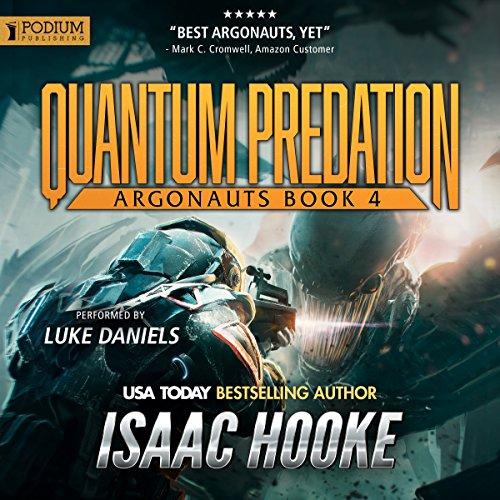 Quantum Predation cover art