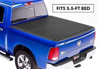 BAK BAKFlip MX4 Hard Folding Truck Bed Tonneau Cover | 448227 | Fits 19-20 DODGE Ram 1500