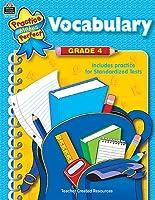 Vocabulary: Grade 4 (Practice Makes Perfect)