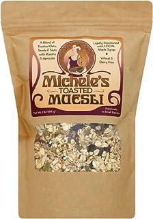 Micheles Granola, Muesli Toasted, 16 Ounce