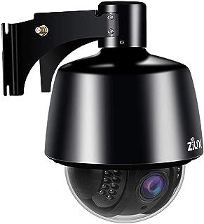 ZILNK PTZ IP Kamera 5MP Dome WLAN Outdoor, 1920P Super HD Überwachungskamera Aussen..
