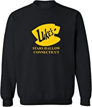 Swaffy Tees 175 Luke/'s Diner Adult Hooded Sweatshirt