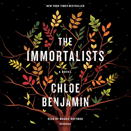 The Immortalists Audiobook By Chloe Benjamin cover art