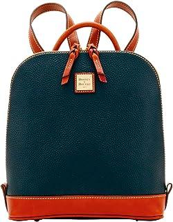 Pebble Grain Zip Pod Backpack