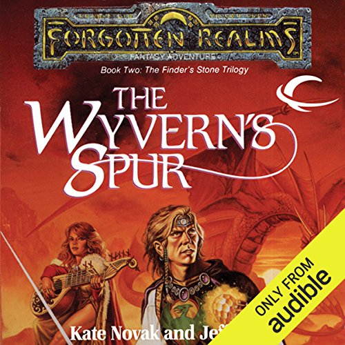 The Wyvern's Spur audiobook cover art