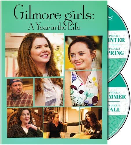 Gilmore Girls A Year In The Life DVD product image