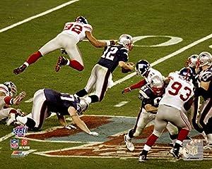 "Michael Strahan New York Giants Action Photo (Size: 8"" x 10"")"