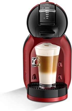 Nescafé Dolce Gusto MINI ME Coffee Machine, Cherry Black, 2.5Kilogs