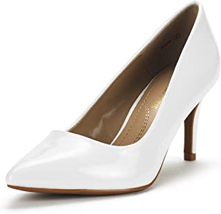 Best white shoes womens heels Reviews