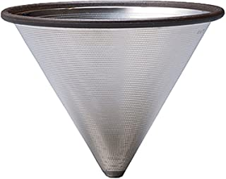 Slow Coffee Style–Stainless Steel Coffee Filter–2Cups